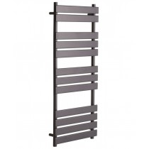 Forge 1200x500 Heated Towel Rail Anthracite