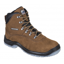 Portwest FW57 Brown Safety Boot S3 Size 6