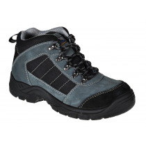 Portwest S1P Trekker Boot  42/8 Grey/Black