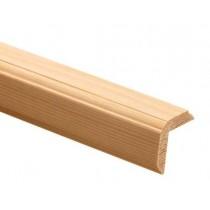 Pine Angle 20x20mm 2400mm