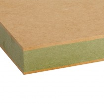 2440 x 1210 x 18mm Grooved MR MDF