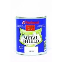 Metal Shield White 750ml