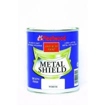 Metal Shield Silver Grey 750ml