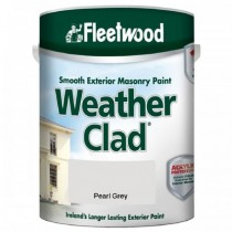 Weather clad Pearl Grey 10Ltr