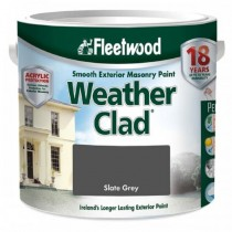 Weather clad Slate Grey 5Ltr