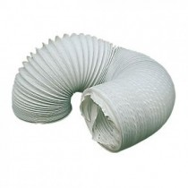 Flexi Vent Hose Net Bag 152mm x 3m PVC White