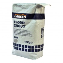Floor Tile Grout 10kg Grey