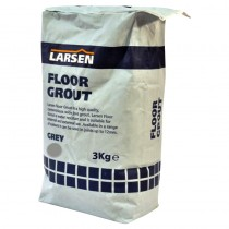Floor Tile Grout 3kg Grey