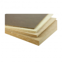 3050 x 1220 x 18mm Crown White Oak Balancer MDF