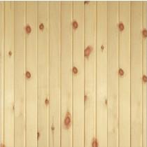 2440 x 1220 x 18mm Knotty Pine / Knotty Pine MDF