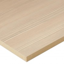 2440 x 1200 x 38mm White Oak MDF