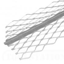 Galvanised Angle Bead 3m Lens