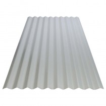 "Galvanised Corrugated Iron 7ft x 27"" (24G) 8/3"