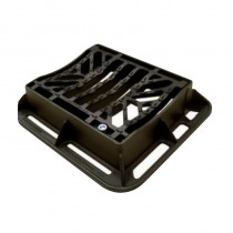 Gully Grate C250 Dished Lockable