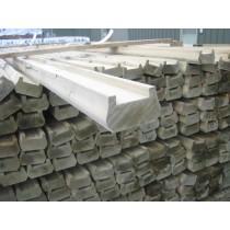 75 x 50mm x 5.4m Deck-Rail Treated (Green)