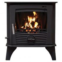 Henley Druid 8kw Non Boiler Matt Black