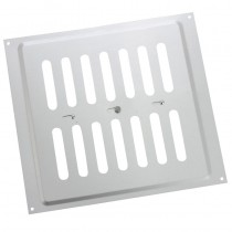Hit & Miss Adjustable Vent 229mm x 229mm Metal
