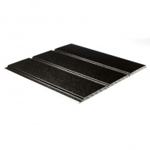 Hollow Soffit 300mm Black