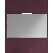 1200mm x 700mm Mirror & 800mm Irene Light