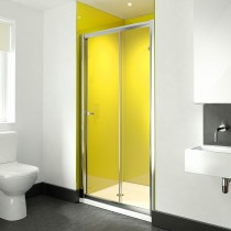 Image Solo Jumbo 1400 Shower Door