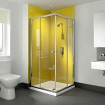 Image Solo Corner 900 Shower Door