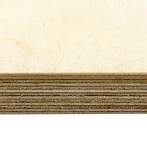 2440x1220x12mm Birch Plywood BB/CP BS EN 636-2 / 314-2