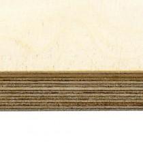2440 x 1220 x 15mm Birch Plywood BB/BB  BS EN 636-2 / 314-2