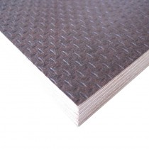 2440 x 1220 x 18mm Mesh Faced (Non Slip) Plywood