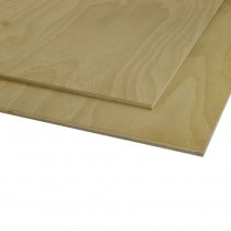 "2440 x 1220 x 18mm ""Q-Mark"" Certified Plywood Hardwood T/O 636-3/314-2"