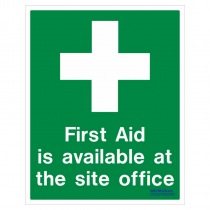 First Aid Safety Sign