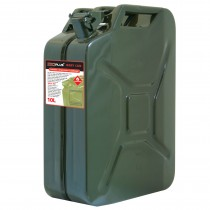Green Jerry Can Metal Contstruction 20L