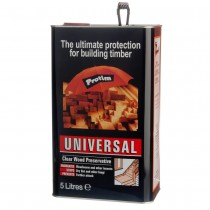 Wood Preservative Clear Universal 5Ltr