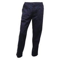 "Regatta Action Workwear Trouser Navy (32"" Long)"