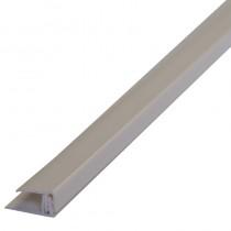Grosfillex Clippable Endcap Grey