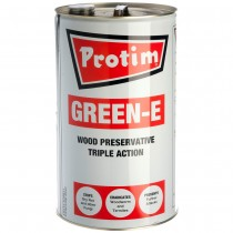 Construction Timber Preserver Tinted Green  25L