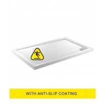 Low Profile 1700x800mm Rectangular Anti Slip Shower Tray