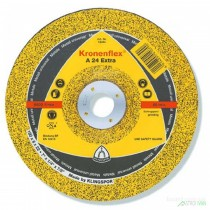 Steel Cutting Disc A24 Extra 115x2.5x22 D/C (For Angle Grinder)