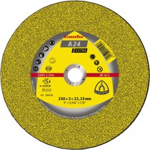 Steel Cutting Disc A24 Extra 230x3x22 D/C (For Angle Grinder)