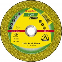 Stone Cutting Disc C24 Extra 115x2.5x22 D/C (For Angle Grinder)
