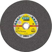 Inox Cutting Disc A46TZ Special 230x1.9x22 Flat