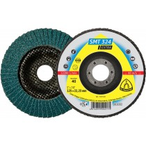 Abrasive Mop Disc G120 115x22mm