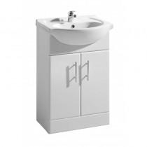 Armando/stainsby 550 bundle (basin,unit,mixer)