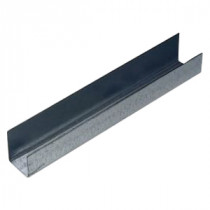 U Channel Perimeter Support 20mm x 3m (Used with C-Form Ceilings)