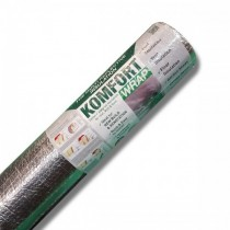 Komfort Wrap Reflective Insulation 1.25m x 12m