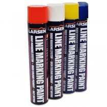 Line Marking Paint 750ml Red