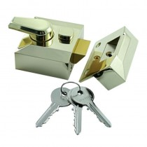 Nightlatch Double Locking Narrow Operation CP
