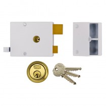 Union Security Nightlatch 60mm