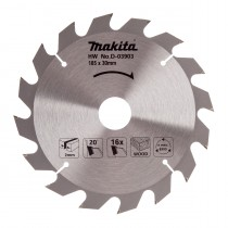Makita 185x16Tx30mm Standard TCT Saw Blade