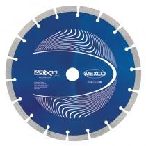 MEXCO 230mm Abrasive Materials X10 Grade