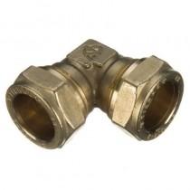 Compression Elbow CXC 22mm 315 415002